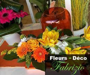 Fleurs Déco Fabrizio - Composition florale